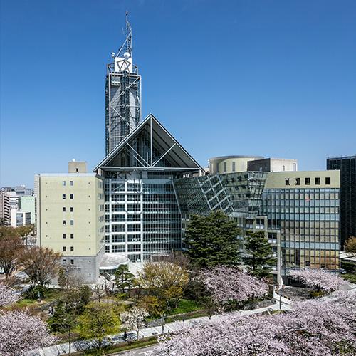 訪ねてもらいたい「富山市庁舎」