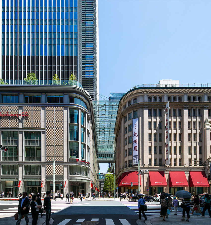 日本橋二丁目地区プロジェクト