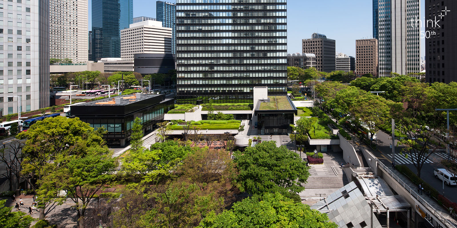 SHINJUKU MITSUI BUILDING 1974