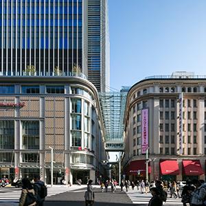 Nihonbashi 2-chome Area Project