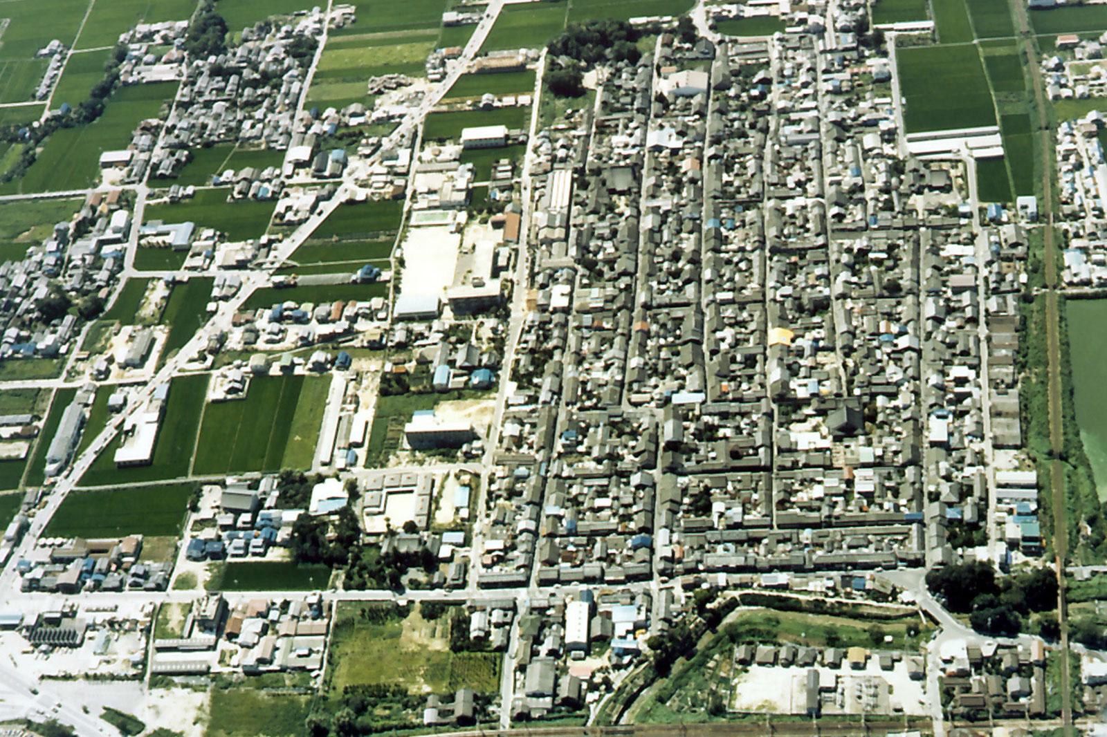 今井町 歴史的環境保全市街地整備計画