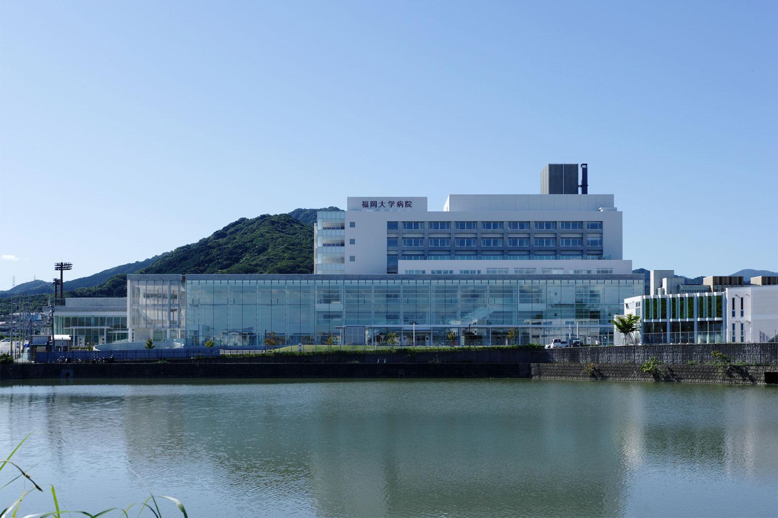 福岡大学病院新診療棟