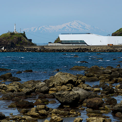 Tsuruoka City Kamo Aquarium<br /> Yamagata, Japan