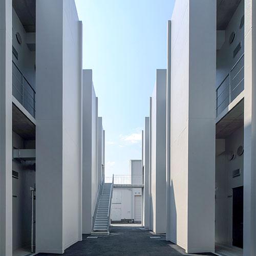電力中央研究所 第7実験棟