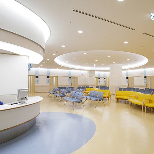 Gunma Prefectural Cancer Center<br />