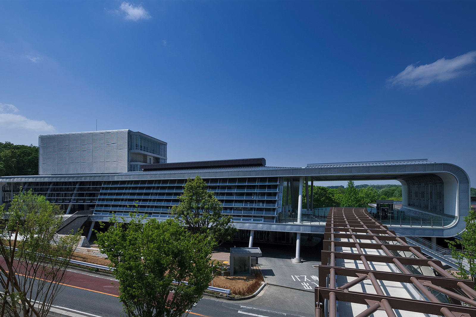 大東文化大学 東松山キャンパス5号館