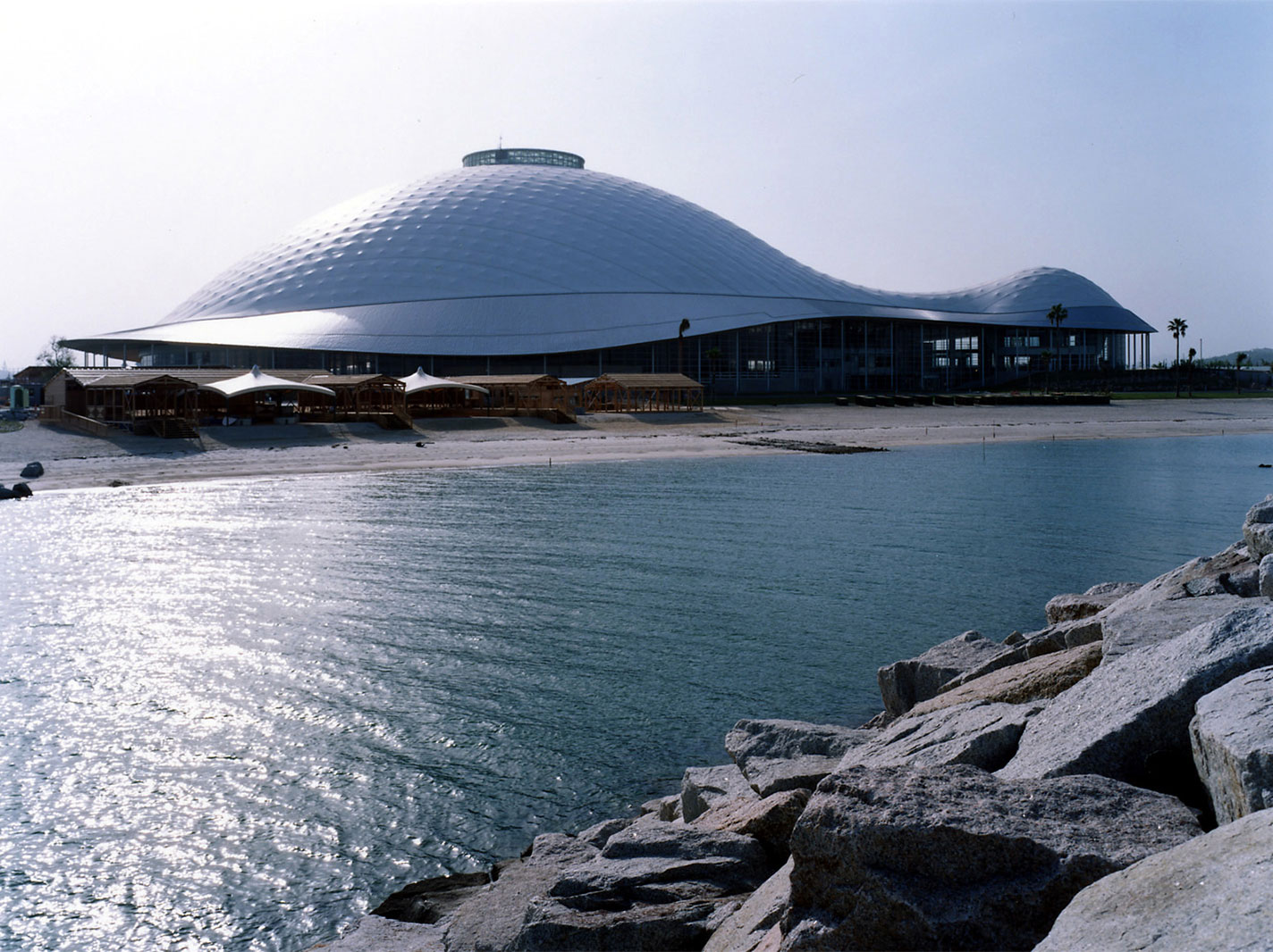 山口きらら博記念公園多目的ドーム きらら元気ドーム