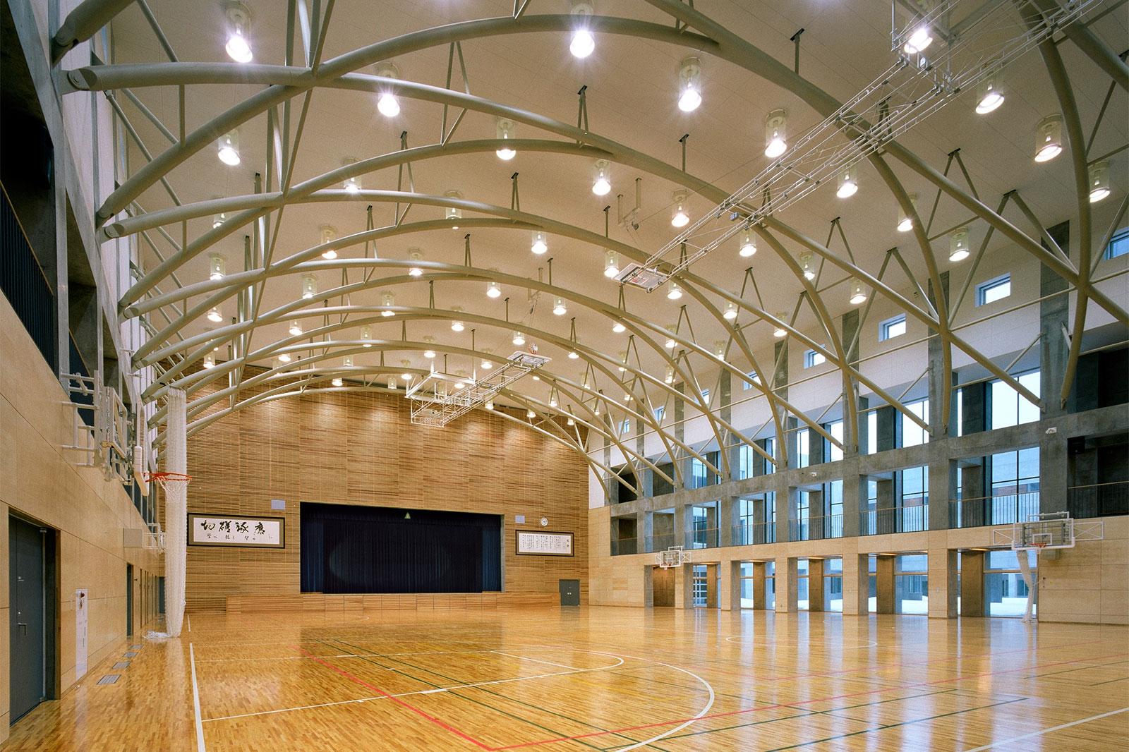 秋田県立横手清陵学院中学校・高等学校