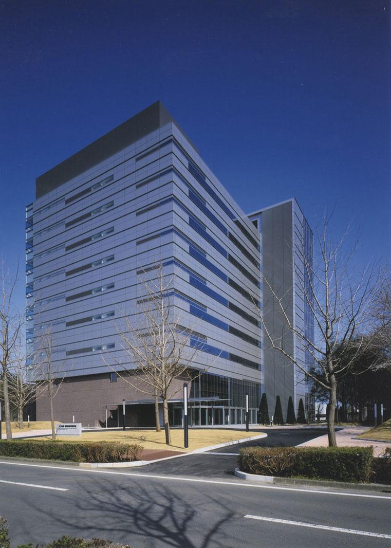産業技術総合研究所 つくば本部・情報技術共同研究棟