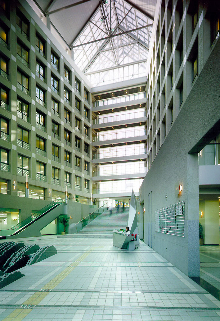 富山市庁舎 | PROJECTS | 株式会社 日本設計
