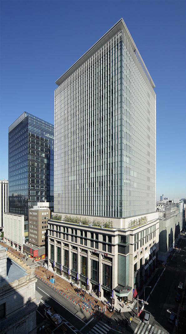 室町東三井ビルディング | PROJE...