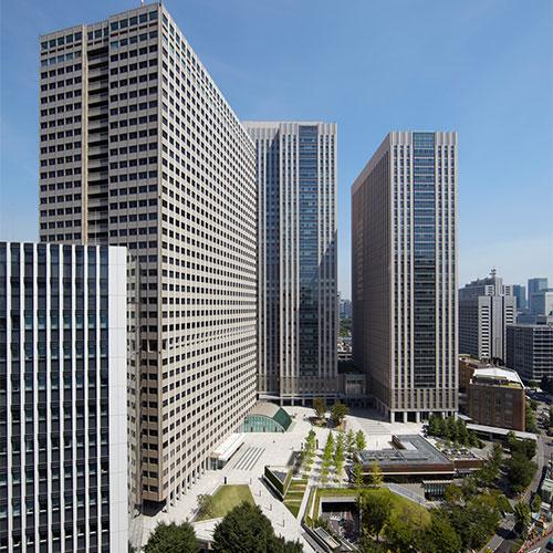 Kasumigaseki Building Podium Renewal<br /> Tokyo, Japan
