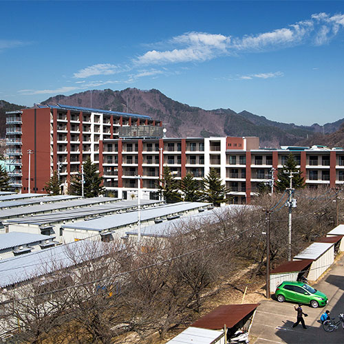 釜石市上中島町復興住宅 Ⅱ期計画
