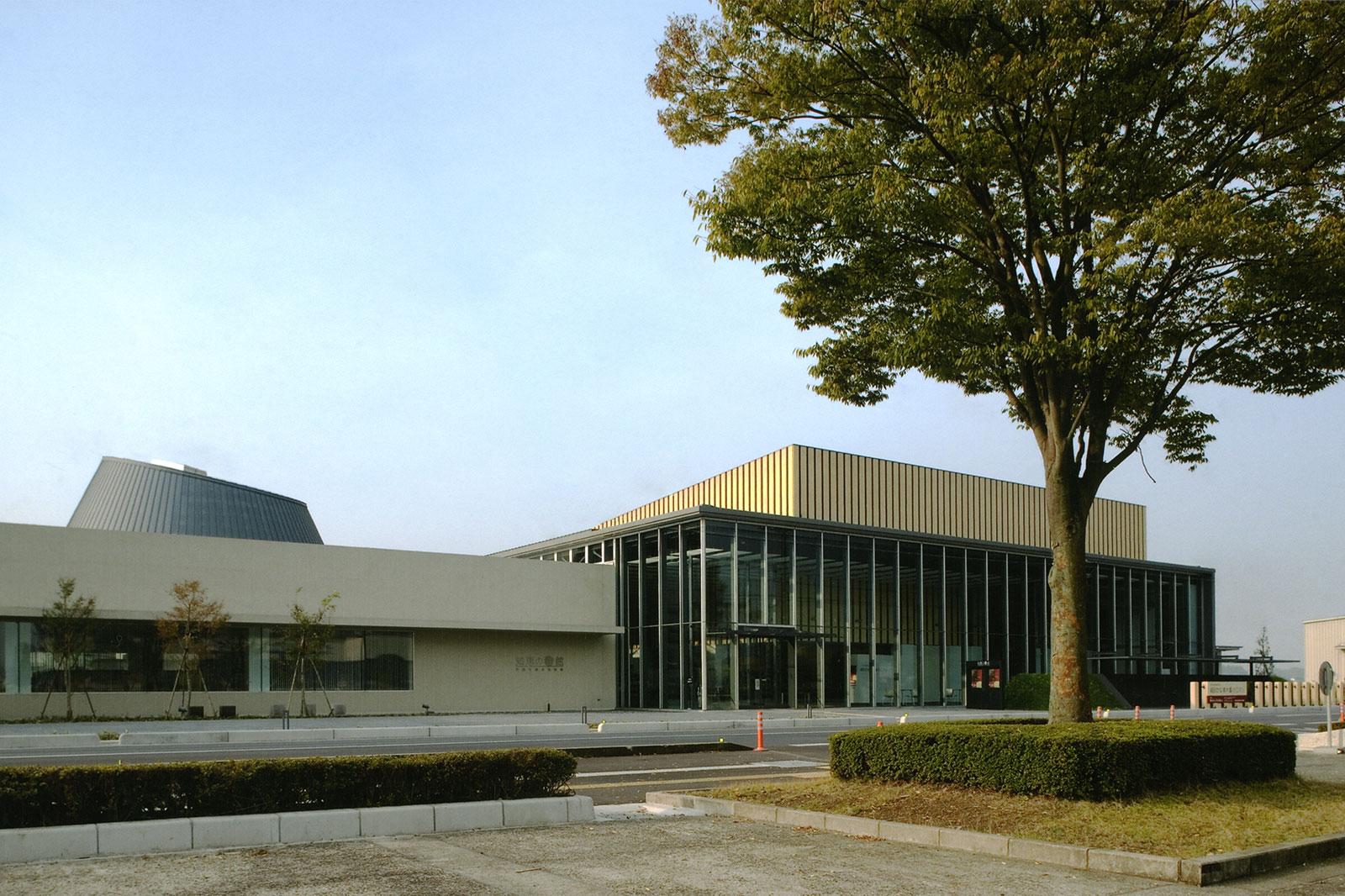 知恵の環館 芳賀町総合情報館