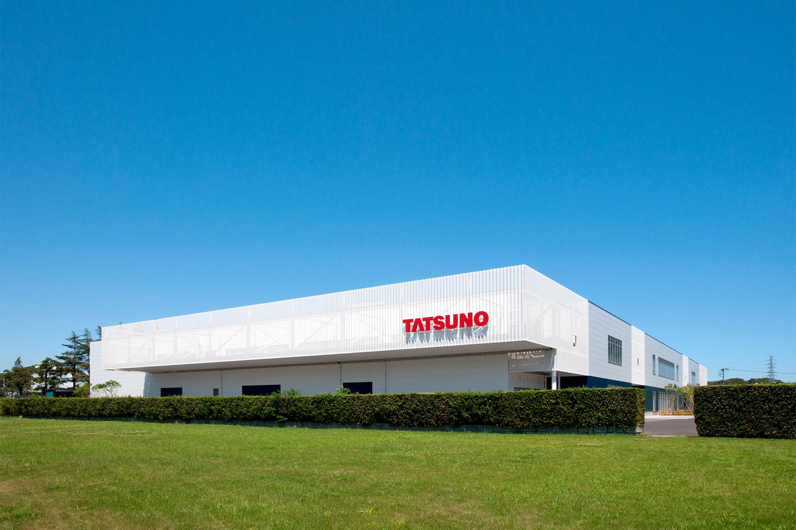 タツノ横浜工場