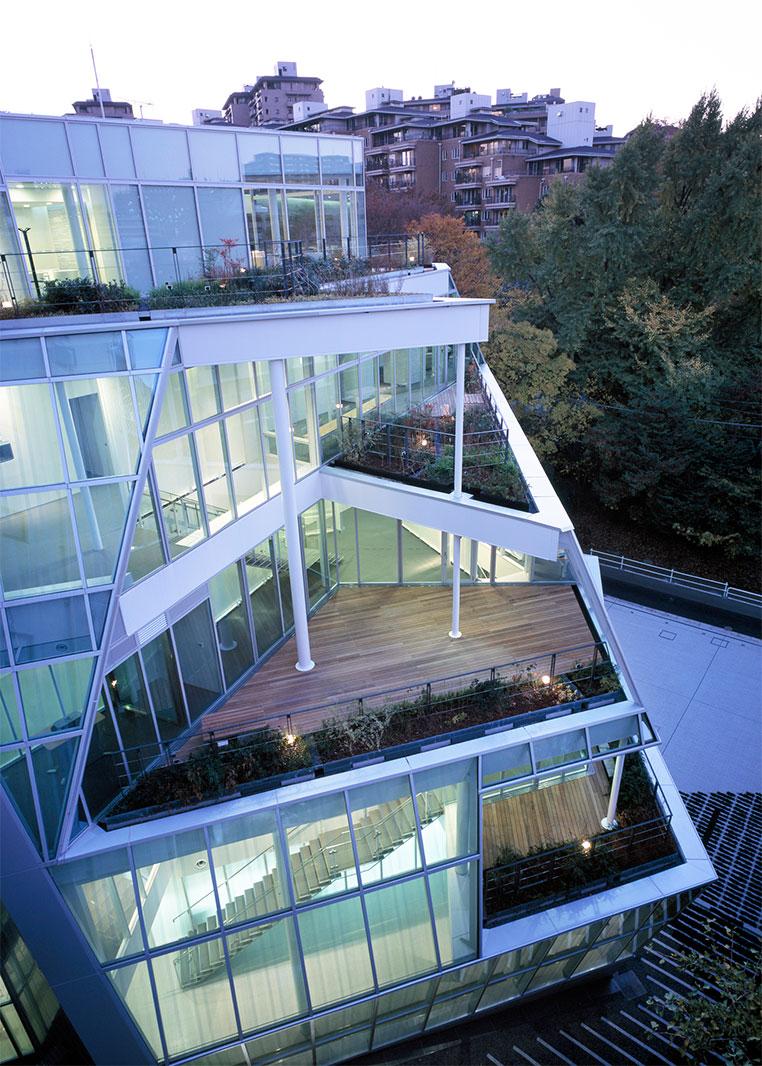 ブリヂストン グローバル研修センター