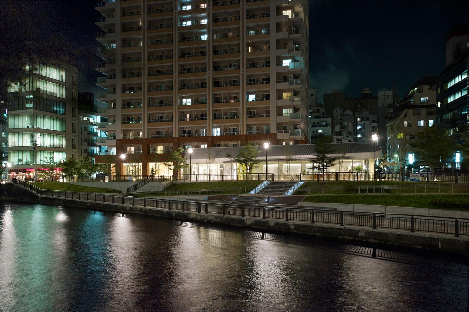 五反田ふれあい水辺広場
