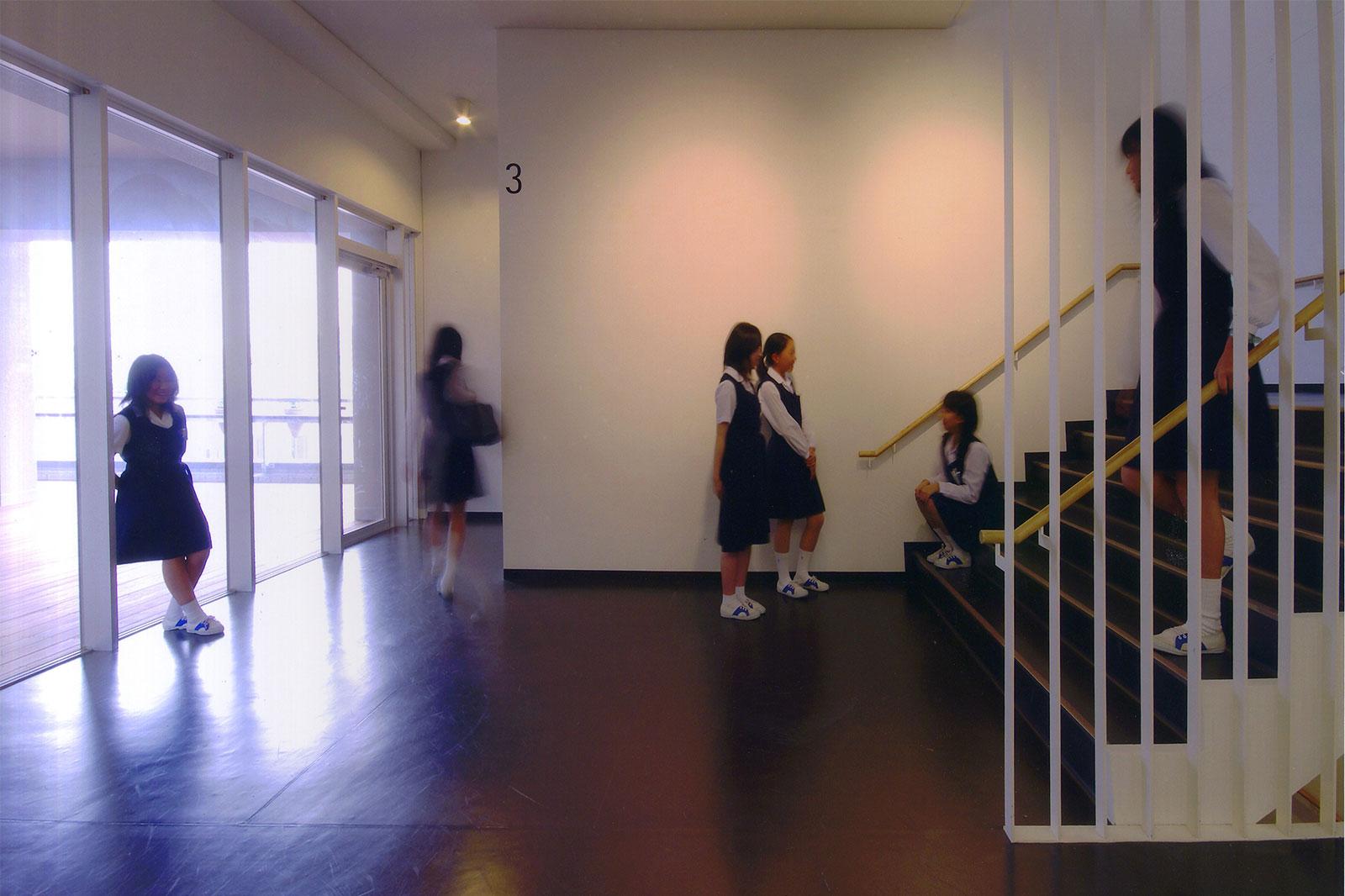 南山高等学校 中学校女子部