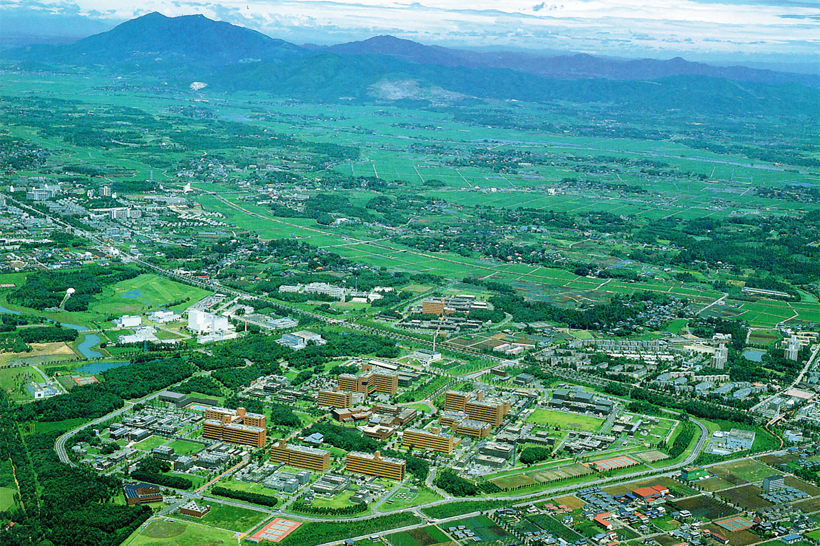 AIST Tsukuba Research Center