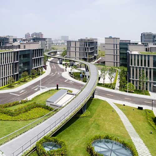 漕河涇南橋ビジネスパーク Ⅰ期-1