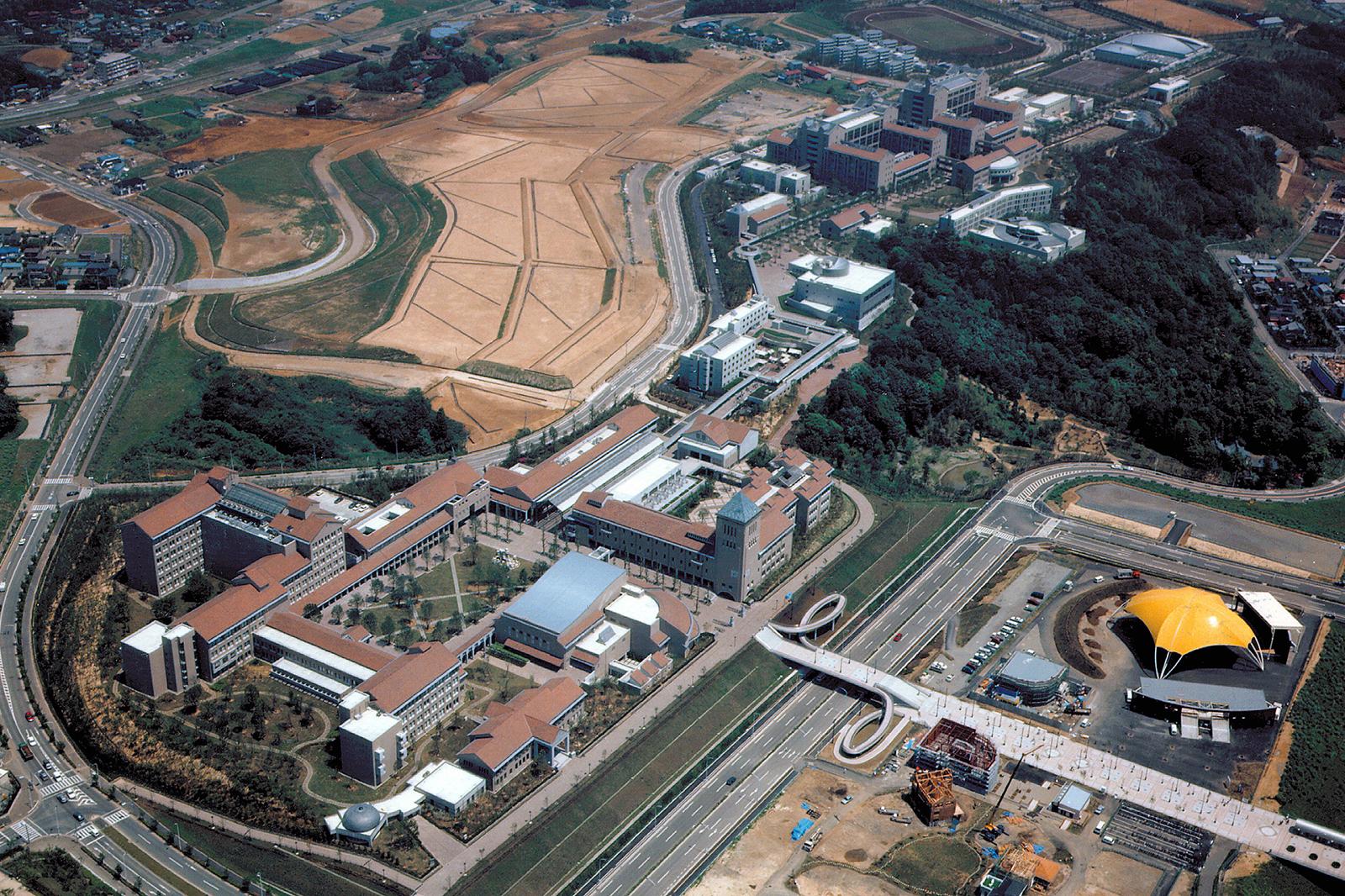 Tokyo Metropolitan University Minami-Osawa Campus