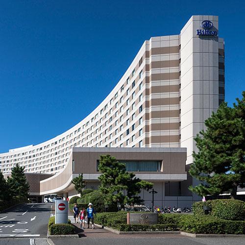 東京ベイヒルトンインターナショナル<br /> (現 ヒルトン東京ベイ)