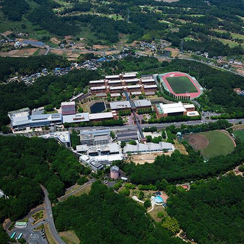 大東文化大学<br /> 東松山キャンパス整備計画
