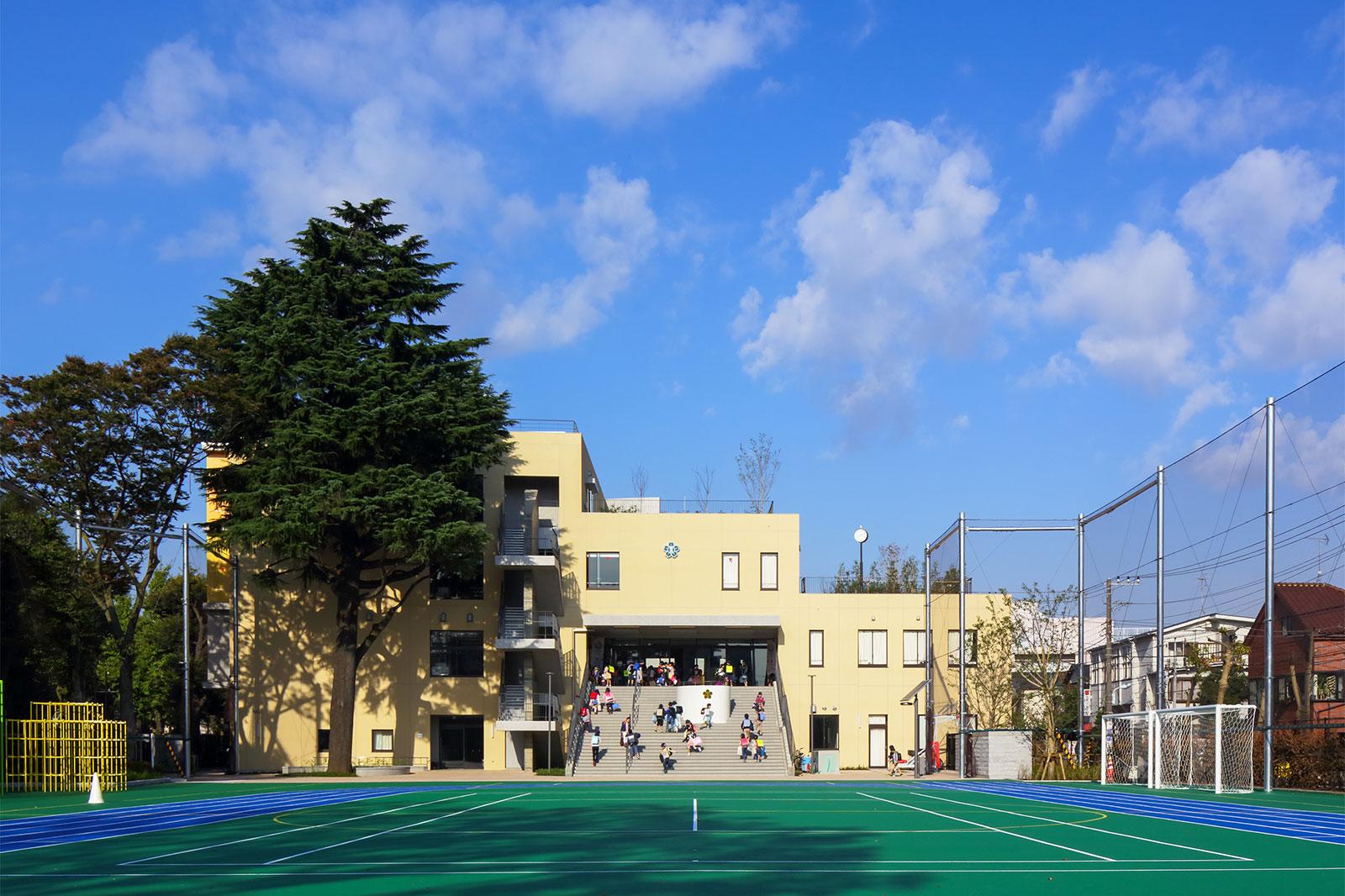 豊島区立目白小学校