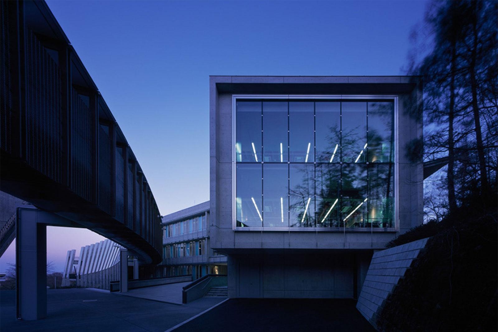 大東文化大学 東松山キャンパス2号館
