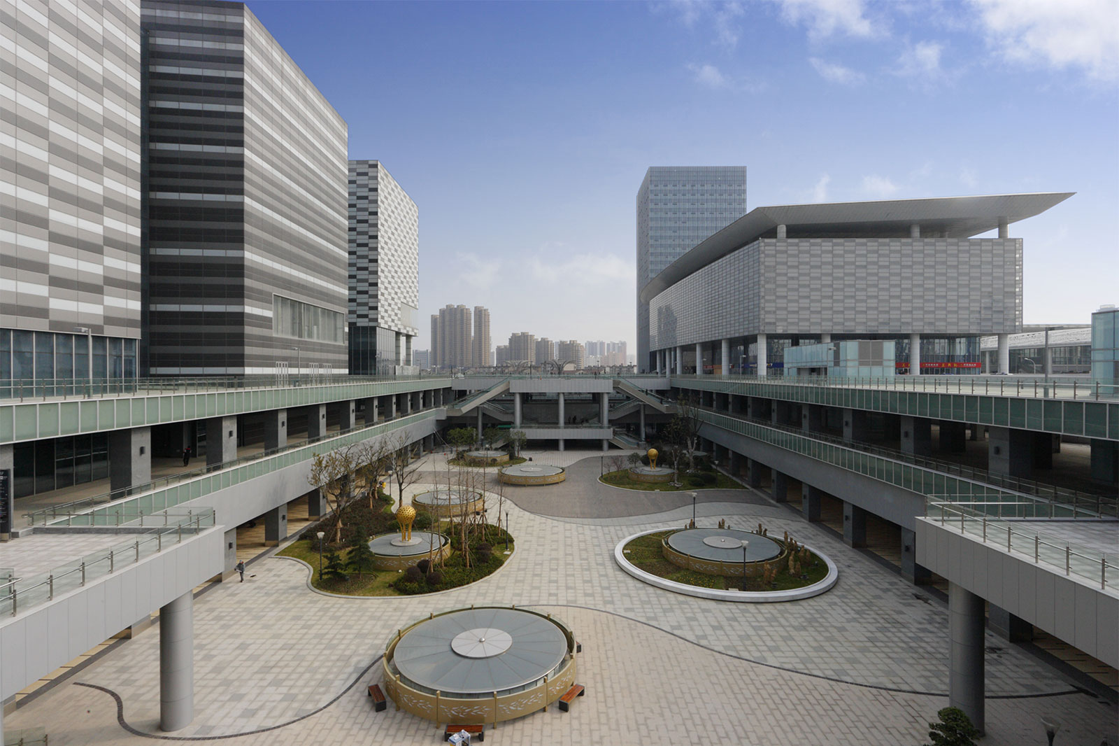 WUXI Central Station TOD Project