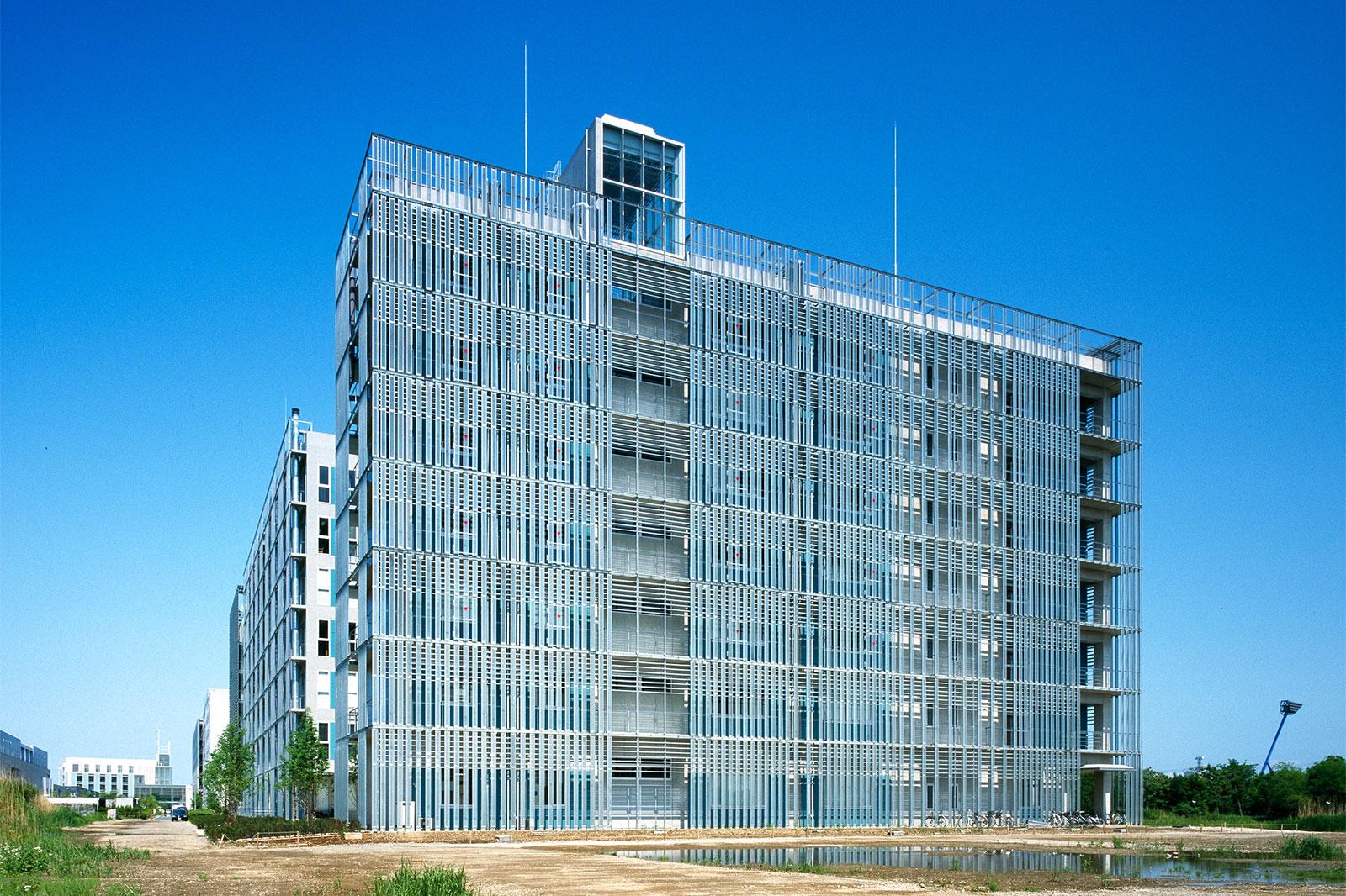 東京大学 柏キャンパス 環境棟