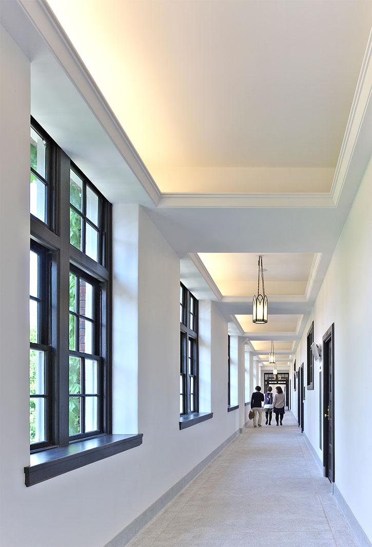 立教大学本館[1号館/モリス館]耐震補強・内装改修