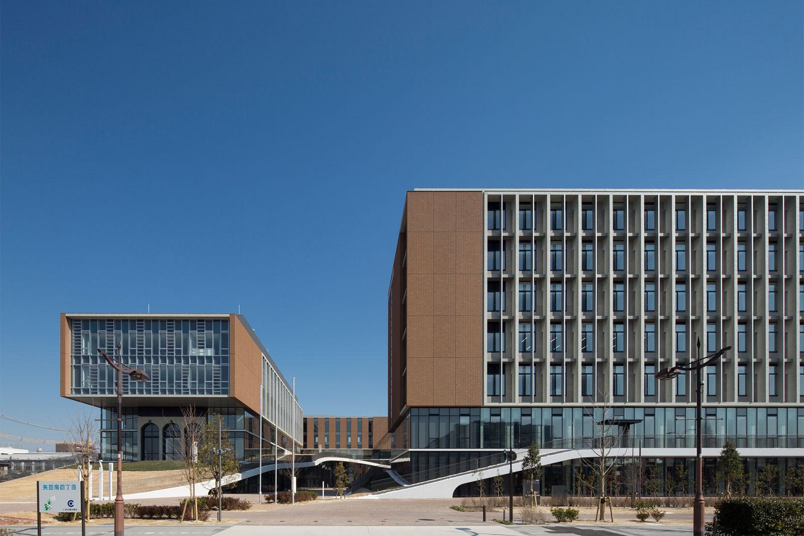 名城大学ナゴヤドーム前キャンパス(第Ⅰ期)