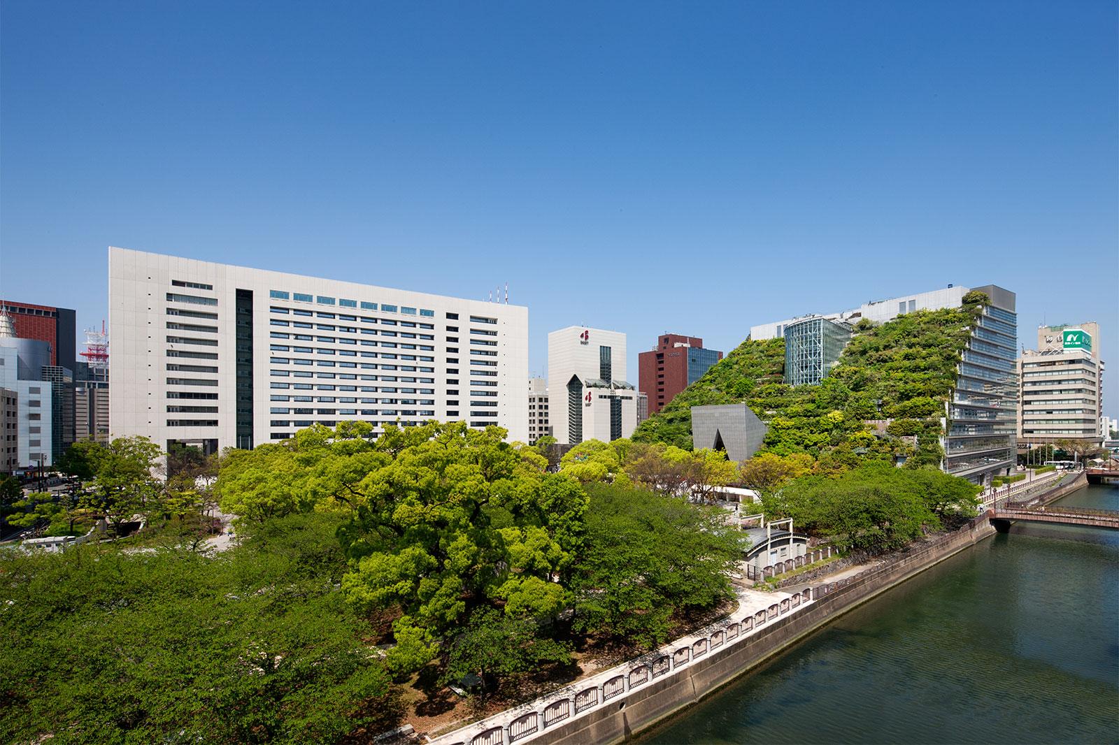 アクロス福岡(福岡シンフォニーホール)