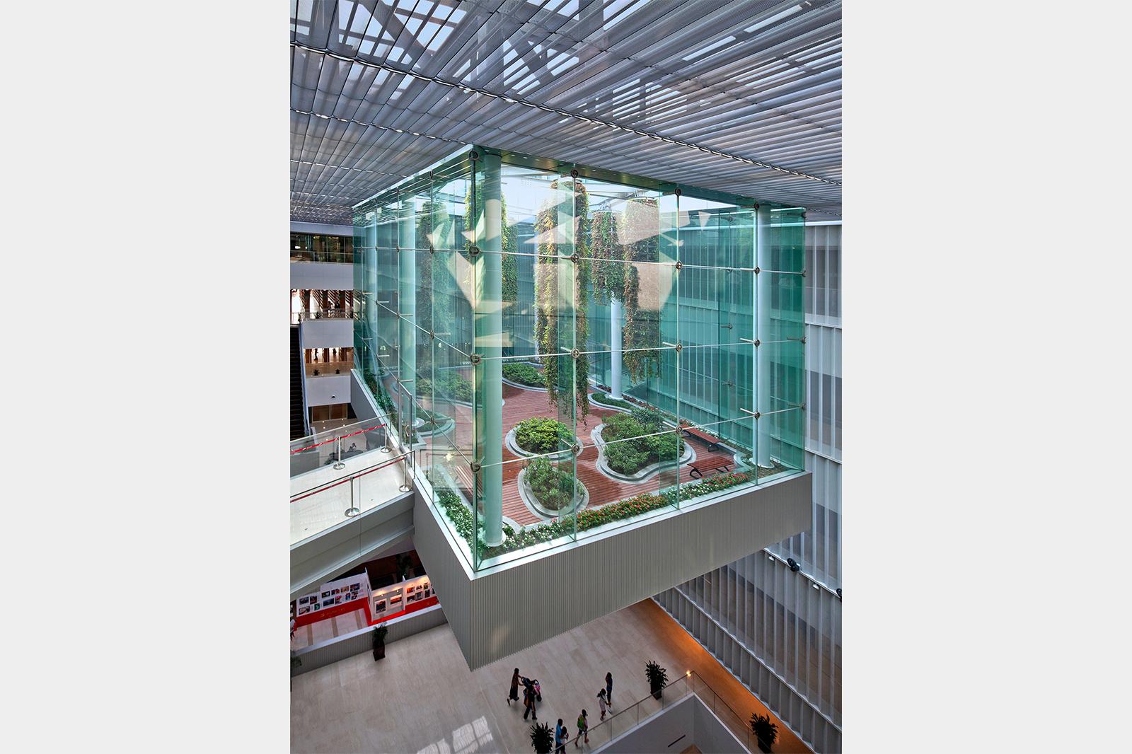 上海浦東図書館