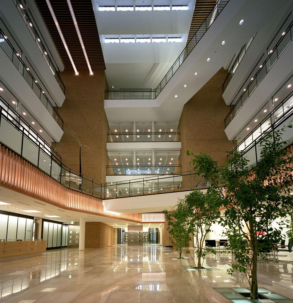 Mabuchi Motor Headquarters Building