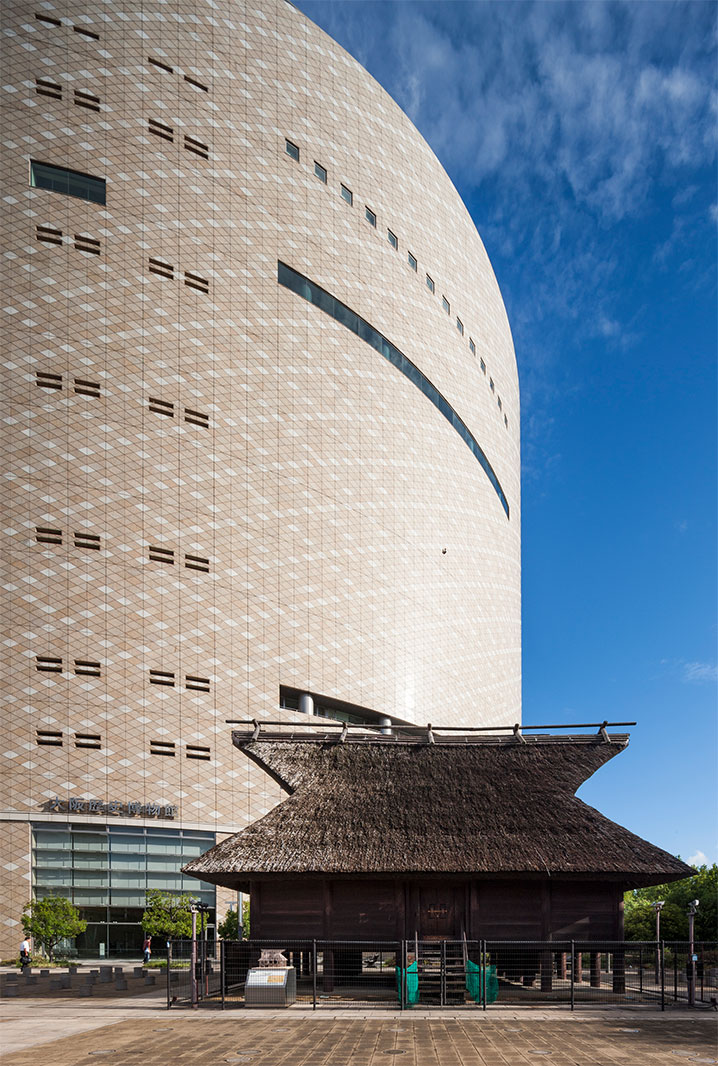 NHK大阪放送会館 大阪歴史博物館