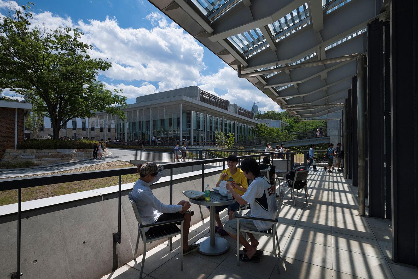 大東文化大学 東松山キャンパス整備計画