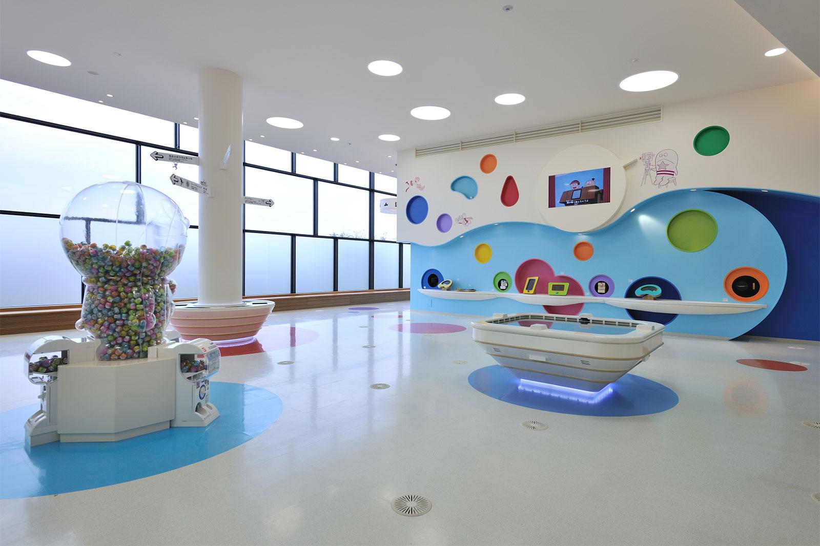 Kawasaki-shi  Fujiko・F・Fujio Museum
