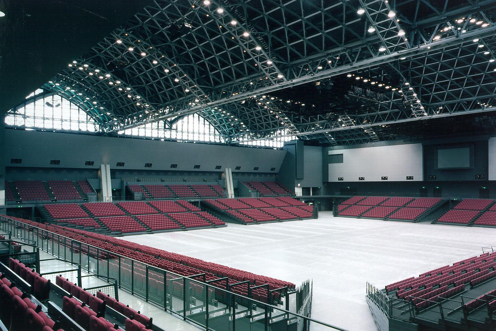 マリンメッセ福岡 | PROJECTS | 株式会社 日本設計