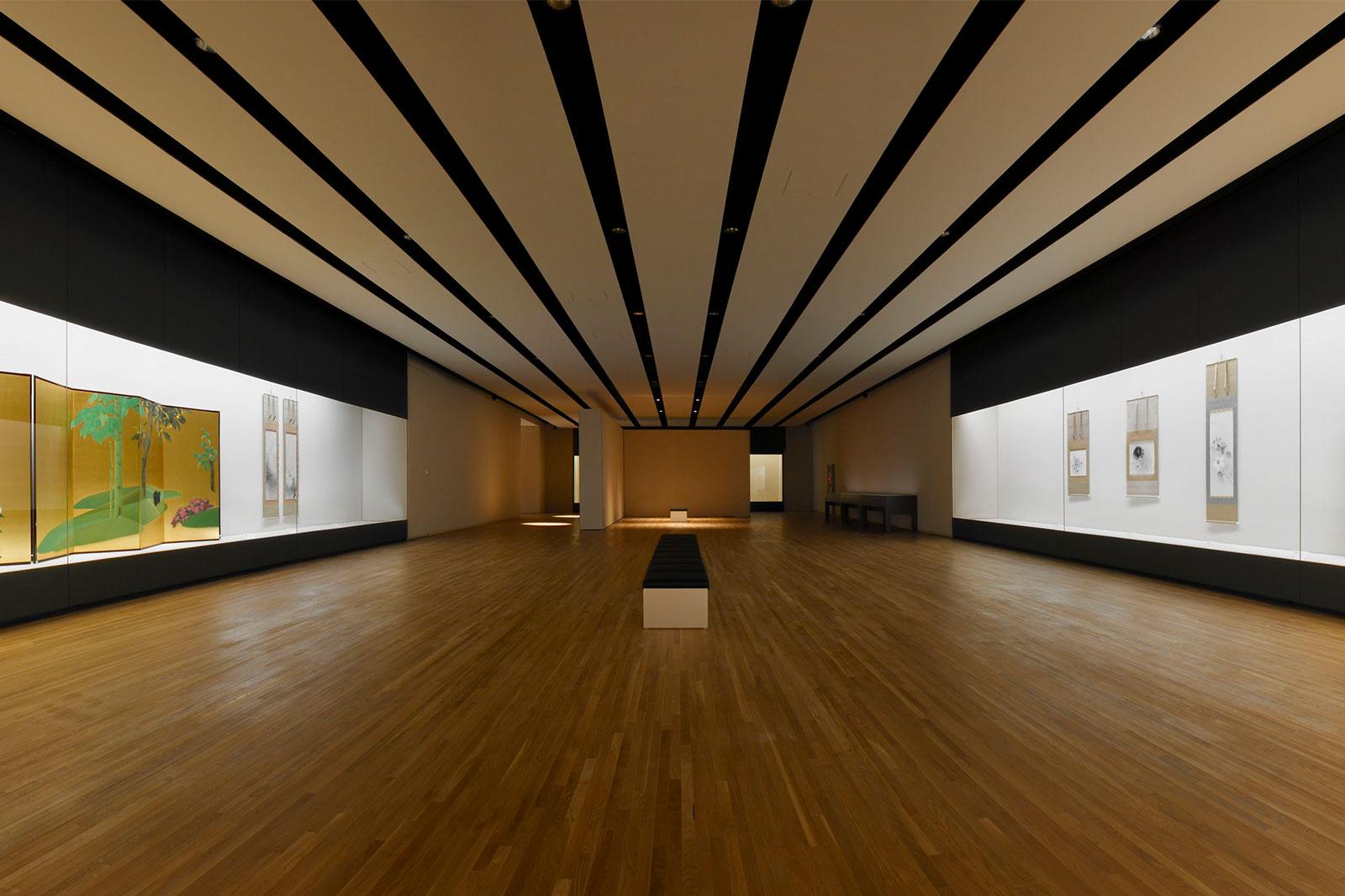 山種美術館 YMATS HIROO