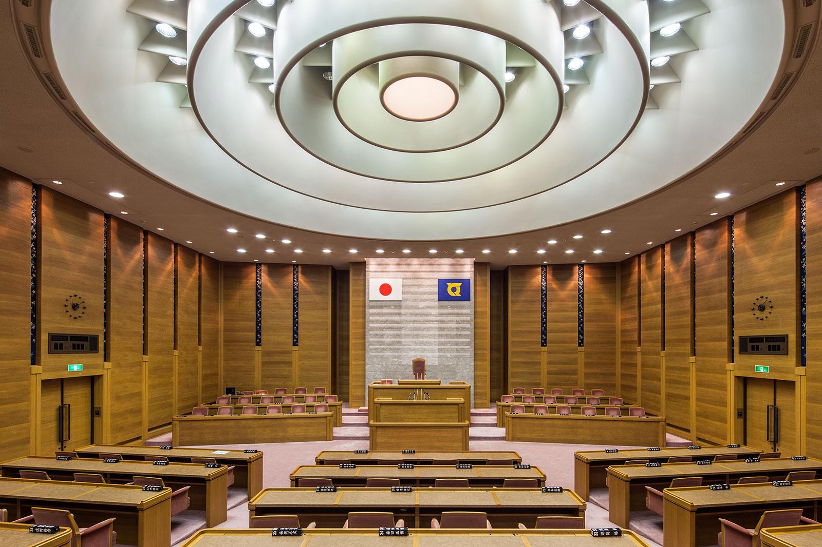 徳島県庁舎