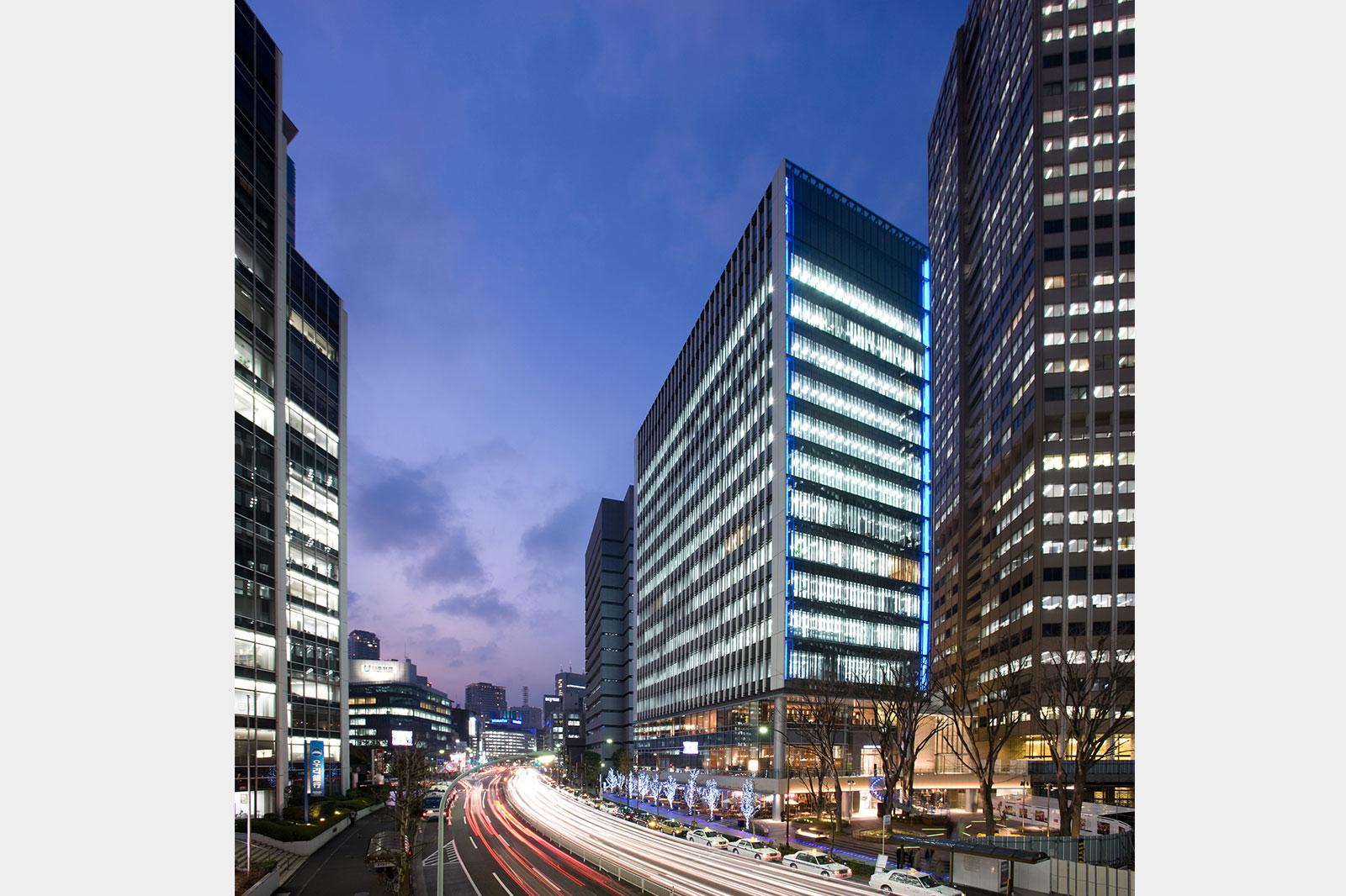 東京倶楽部ビルディング