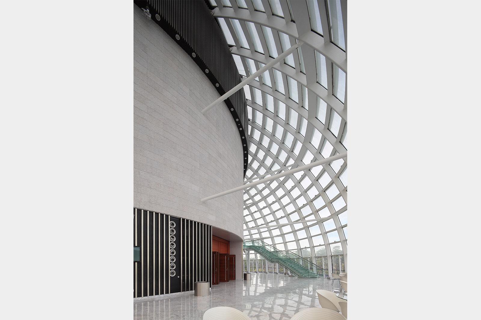 厦門海峡交流センター 国際会議センター