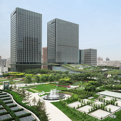 Tianjin TEDA MSD <br />