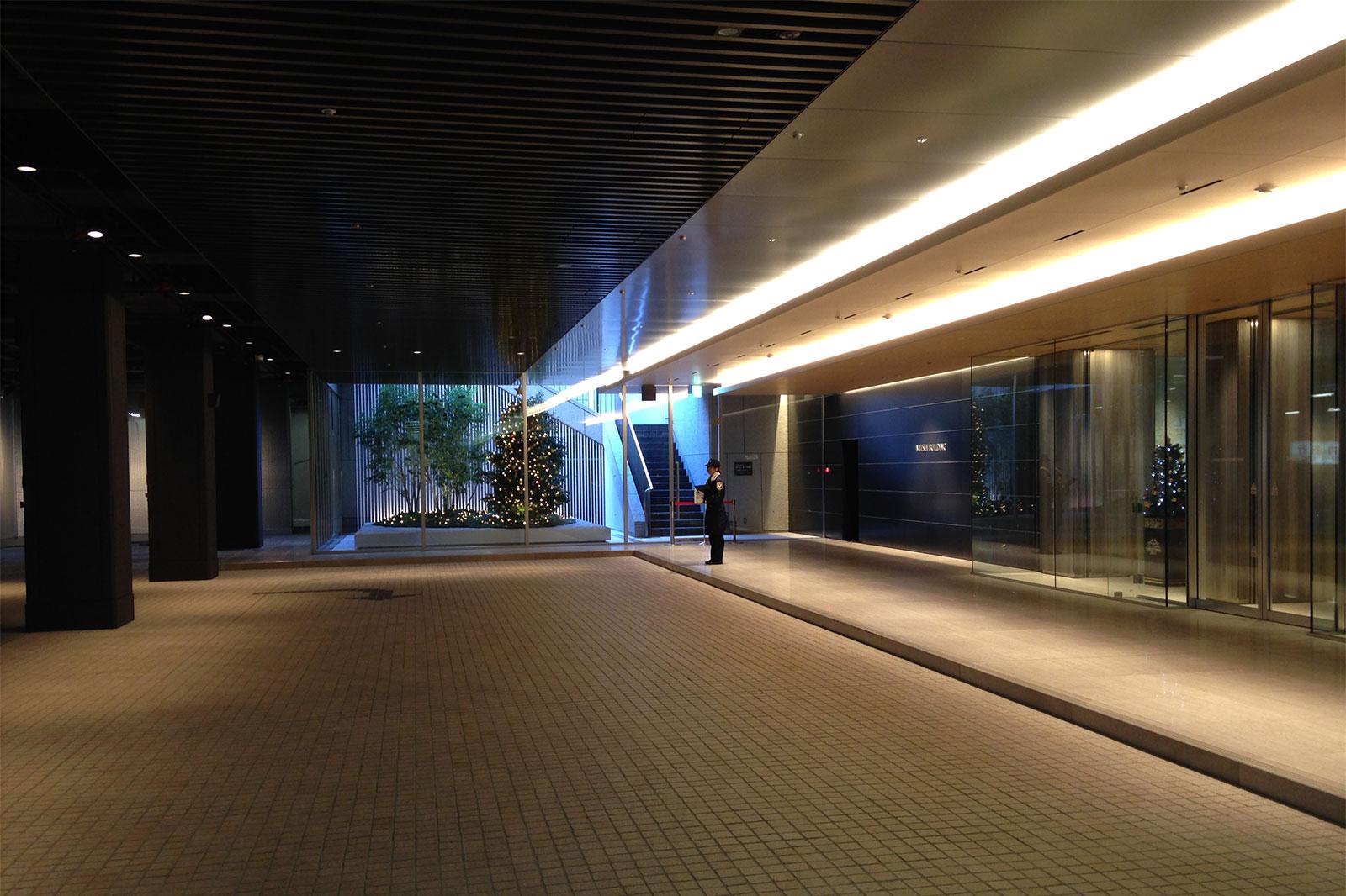 新宿三井ビルディング