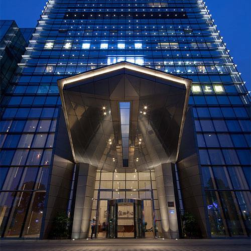 広州緑地金融センター