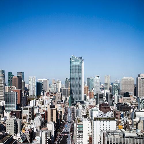 Toranomon Hills<br /> Tokyo, Japan