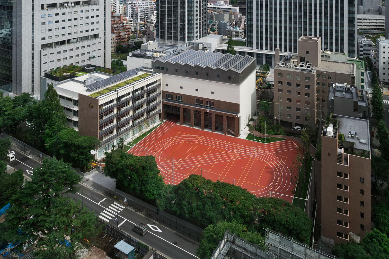 千代田区立 麹町中学校