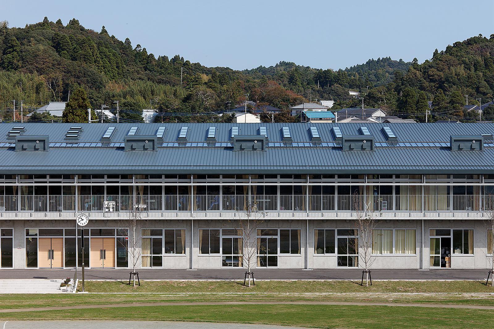 いすみ市立岬中学校